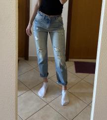 Bershka jeans hlace, siroke