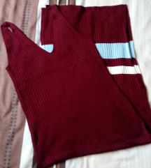 H&M končana haljina XS