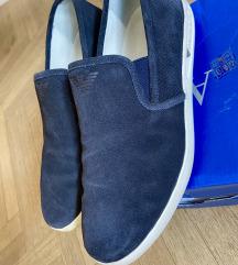 Muske cipele. Armani jeans