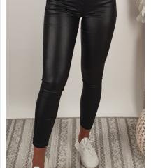 NOVE kožne hlače ❗110 KN❗%
