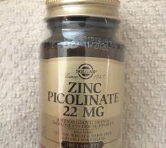 Solgar cink vitamini Novo