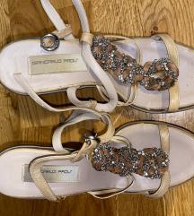 Sandale od prave koze