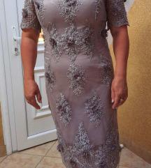 Prekrasna svečana unikatna haljina