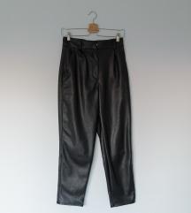 H&M hlače od umjetne kože