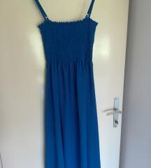 Plava haljina H&M