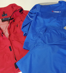 Nova crvena jakna i trenirka
