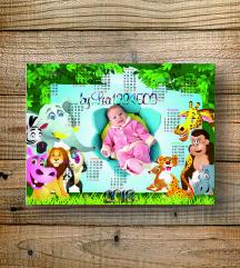 Print&Design personaliziranih kalendara 2020