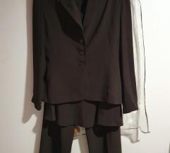 Trodijelni set sako/hlače/suknja