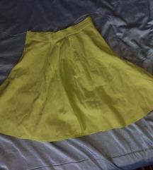Benetton kratka suknja