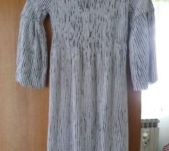 Mango honeycomb haljina