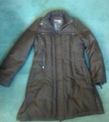 Zeleni kaputić Sisley br. 38
