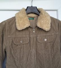 Benetton, topla jakna