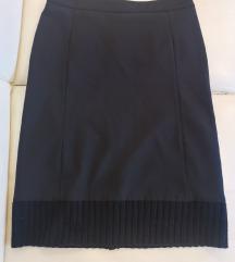 Bandolera suknja, S