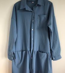 Plava košulja/haljina S 50 KN