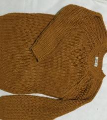 ®️Clockhouse teddy pulover
