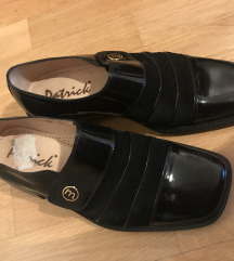 Muške crne elegantne cipele