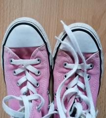 All star Converse roze starke 33