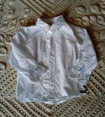 Bijela košulja za dječaka