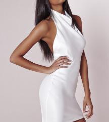 SNIŽENO!! Bijela uska haljina