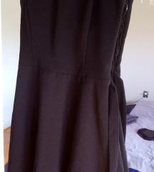 Kratka crna haljina/XS-S