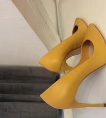 Zara žute cipele