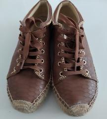 Smedje Replay tenisice/cipele sa zlatnim nitima