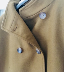 Vuneni zimski kaput