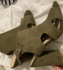 Cipele na punu petu 10cm, 39