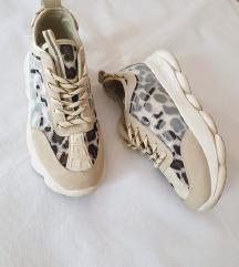 ⭐Leopard bež sneakers patike ⭐