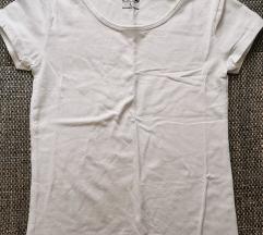Bijela uska majica
