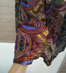 Boho bluza / tunika L-XL