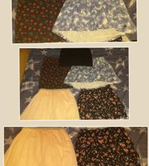 5️⃣ novih suknji za djevojčice Vel 10