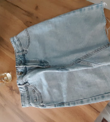 Traper suknja kratka