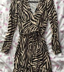 Zebrasta haljina