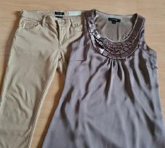 Lot Armani hlace/Comma haljina
