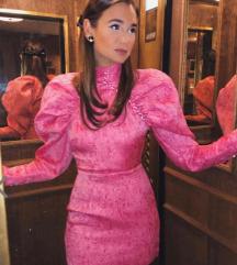 Rotate pink haljina