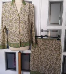 Šivani komplet svila