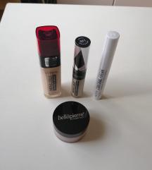 Lot šminke, gratis pt