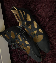 Balerinke i sandale