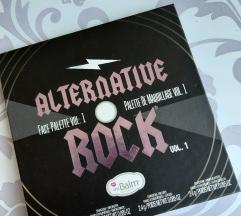 The Balm - Alternative rock paleta