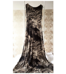 vecernja haljina unikat