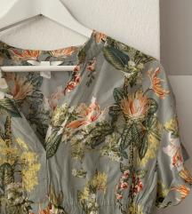 H&M maternity cvjetna haljina