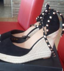 NOVE WEDGES cipele vel.40