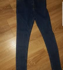 Jeans duboke hlace
