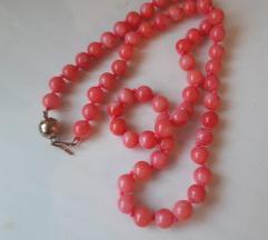 koraljna ogrlica POPUST sada115