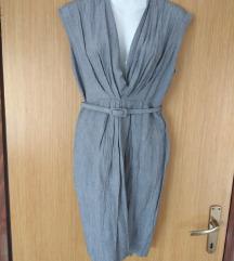 Novo!Talijanska dizajnerska haljina L