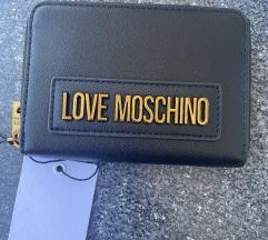 Love moschino novcanik