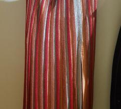 Zara nova knit suknja vel.S