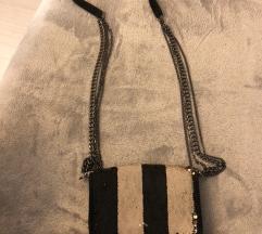 Zara sjajna torbica