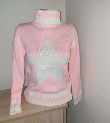 NOVA roza vesta